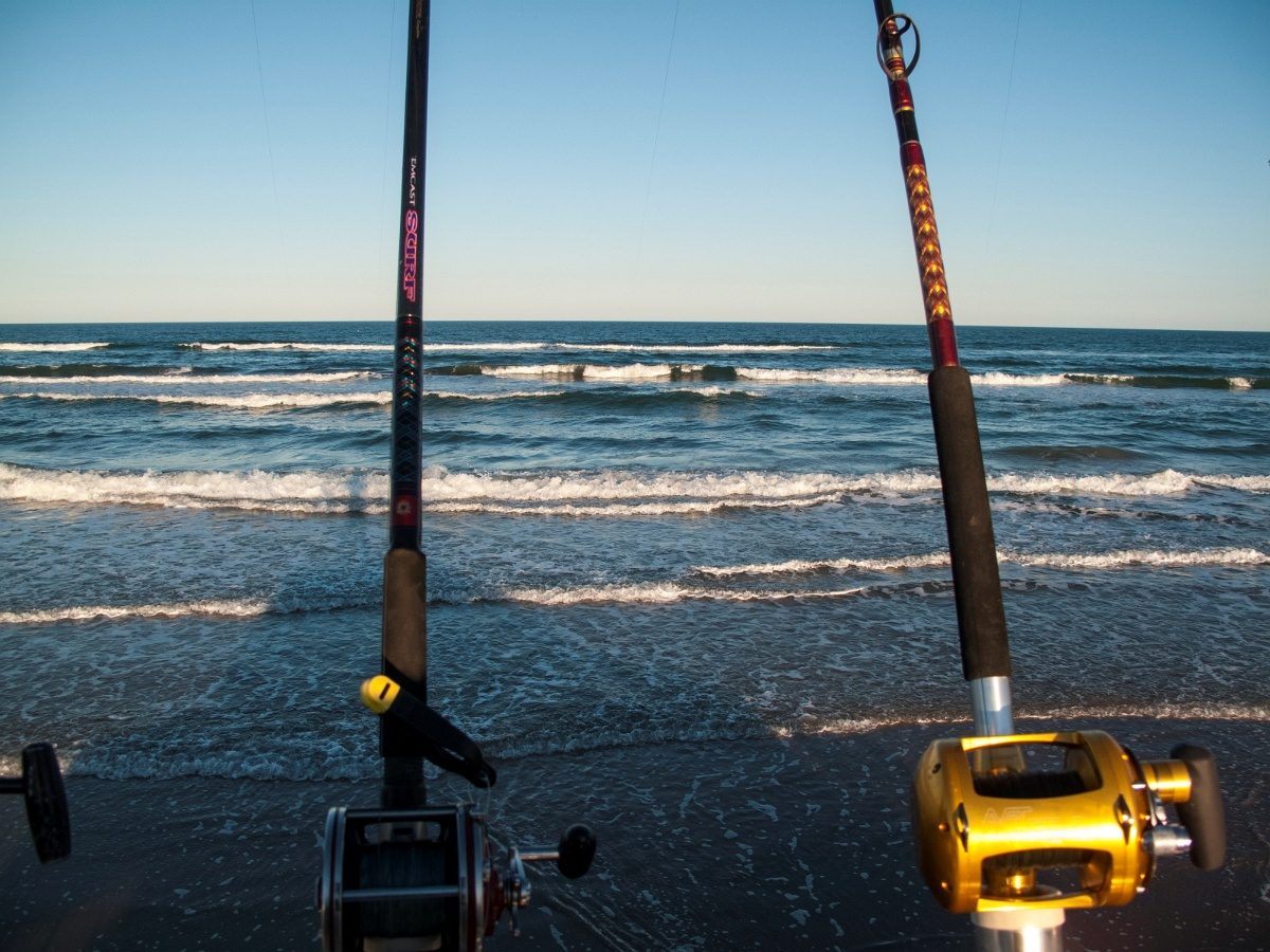 Surf Fishing Tackle